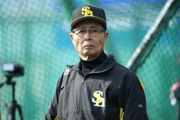 王会長がドラフトを総括。果たして日本最強打者の目には、未来の卵がどう映っているのだろうか。写真:滝川敏之