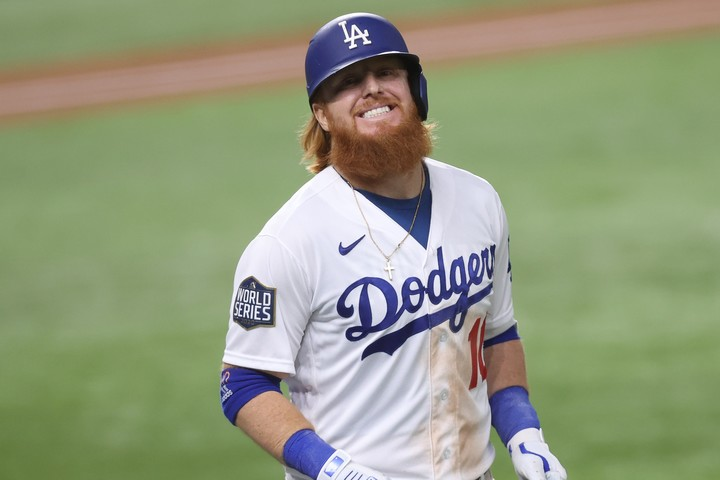 世界一を成し遂げた直後、正三塁手がコロナに罹患したことが発覚!(C)Getty Images