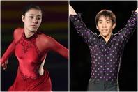 """村上さんと織田さんが""""ゴリラ顔""""を披露し話題を呼んでいる。(C)Getty Images"""