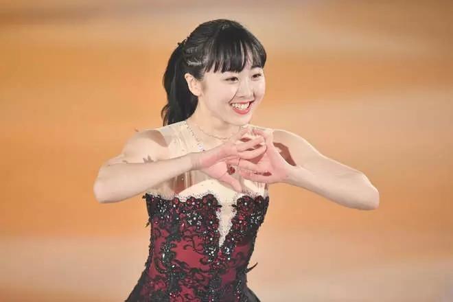 スケートと女優、学業以外にも熱心に取り組む本田望結が、全国高校サッカーの16代目の応援マネージャーに就任した。写真:松尾/アフロスポーツ