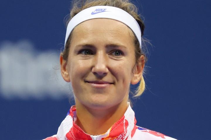 全米OPで準優勝しランキングを13位にまで上げたアザレンカ。(C)Getty Images