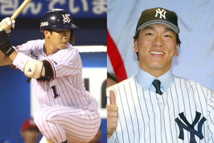 """注目の山田は""""生涯スワローズ""""宣言!しかし彼を超える選手が過去にいたのがご存じだろうか。写真:田中研治(山田)、Getty Images"""