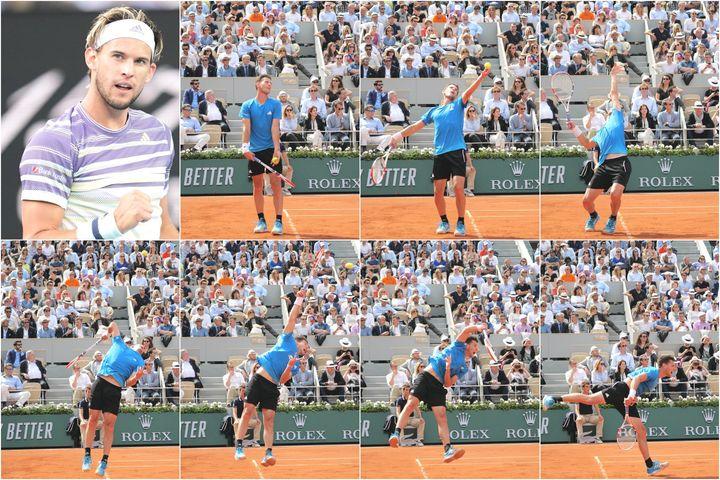 ティームが放つサービスの写真からは、一般にも役立つポイント(上段左から3枚目)や、プロならではのすごさ(同4枚目)がわかる。写真:THE DIGEST写真部