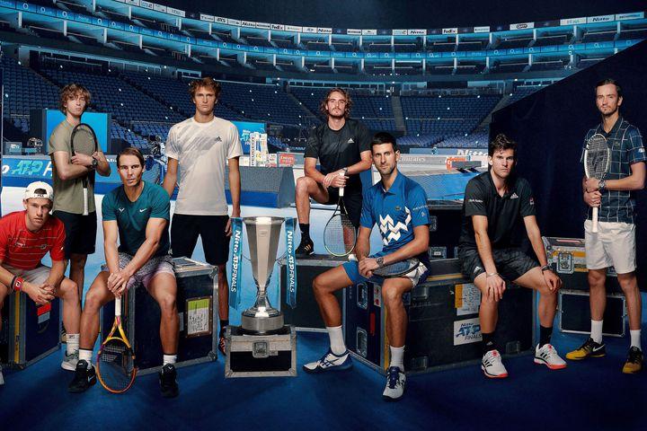"""節目の年を迎えた「ATPファイナルズ」が""""ある理由で""""2つの都市をラウンドロビンのグループ名に冠した。(C)Getty Images"""