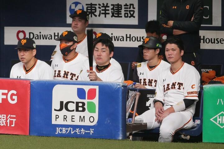 """巨人の""""弱さ""""が際立っているように感じるが、セ・リーグ全体が日本シリーズで苦戦続きというのが現状だ。写真:塚本凛平(THE DIGET写真部)"""