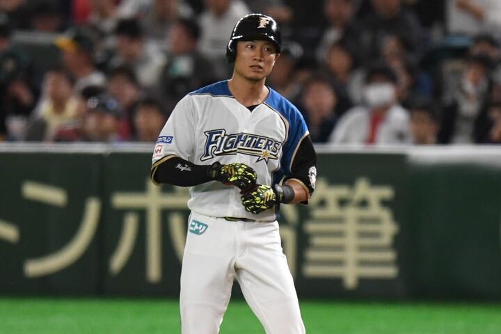 走力+出塁能力を高いレベルで示してきた西川。彼の「本当にすごい」選球眼を改めて検証する。写真:徳原隆元