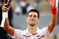来年1月に開催が予定される全豪オープンだが、果たしてジョコビッチが望むようなかたちは実現するのか…。(C)Getty Images