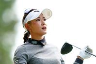 単独首位の5アンダーで初日を終えた原。先月の『日本女子オープン』に続く、今季メジャー2勝目を狙う。(C)Getty Images