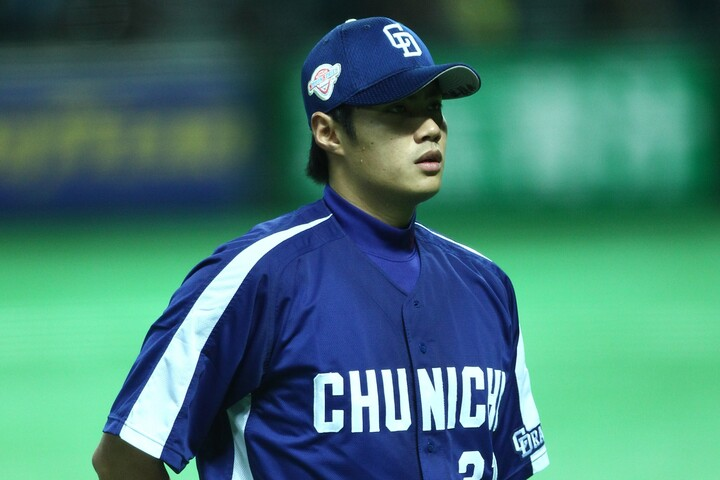 """9年ぶりの日本復帰でもチェンの""""病気""""は治らず。ここまで援護がないのも、もはや驚異的なレベル? 写真:SLUGGER"""