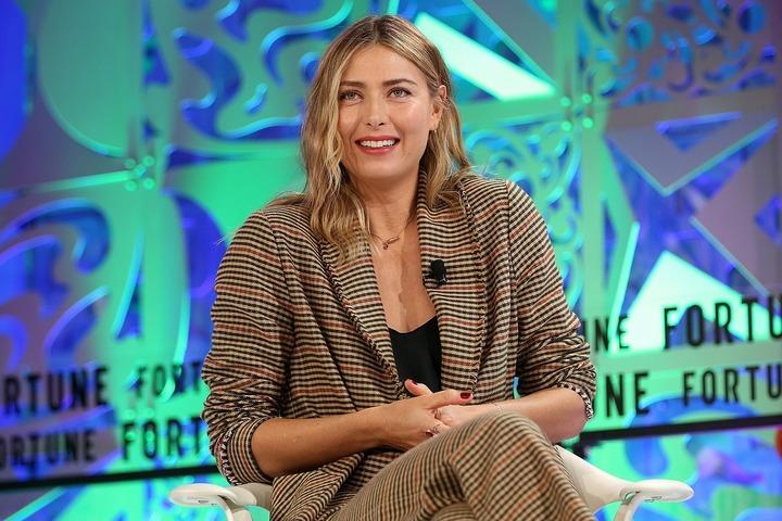 今年2月の引退表明後も話題を提供し続けているシャラポワさん。(C)Getty Images