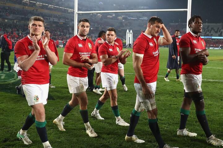 英国のドリームチームと日本代表の親善試合が来年6月に開催される予定だ。(C)Getty Images
