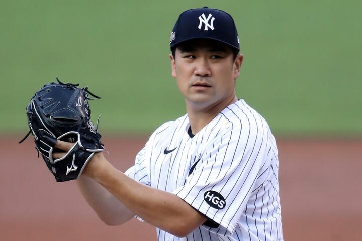 """""""日本最強投手""""の一人、田中が楽天に復帰!? FA市場でも人気の高い彼になぜそんな報道が出ているのか。(C)Getty Images"""