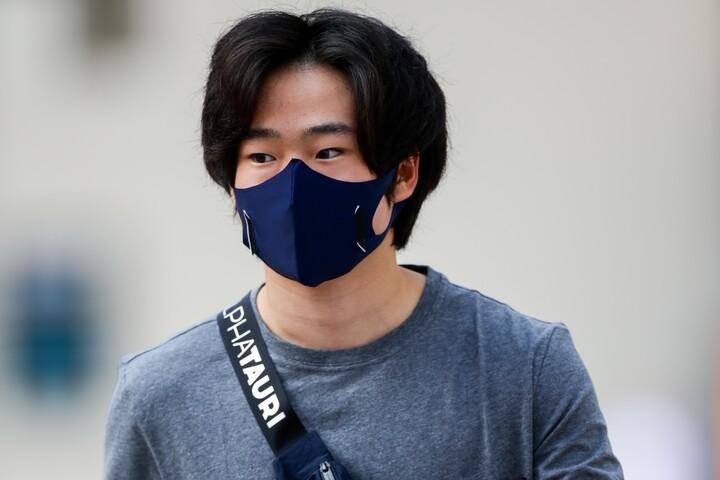 レッドブルの責任者マルコは「驚異的なスピードを持つ」と角田を絶賛している。(C)Getty Images