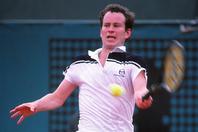 1984年のフレンチ・オープン決勝ではマッケンローはレンドルに逆転負けした。写真:THE DIGEST写真部