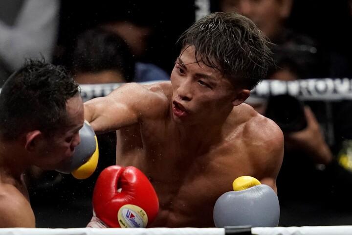 ランキング1位に選ばれた井上尚弥。21年初試合の行方に注目が集まる。(C) Getty Images