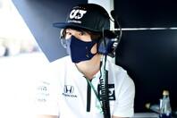 トストはガスリーと角田のラインナップを「経験豊富なドライバーと、彼から学べる若い才能」という最適な組み合わせだと語った。(C)Getty Images
