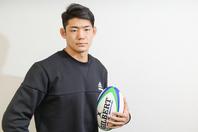 ラグビーセブンズ代表候補の藤田慶和選手に食生活やコンディショニングについて話を聞いた。写真:金子拓弥(THE DIGEST写真部)
