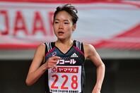 東京五輪代表の一山麻緒が、2時間21分10秒と快走をみせた。(C)Getty Images