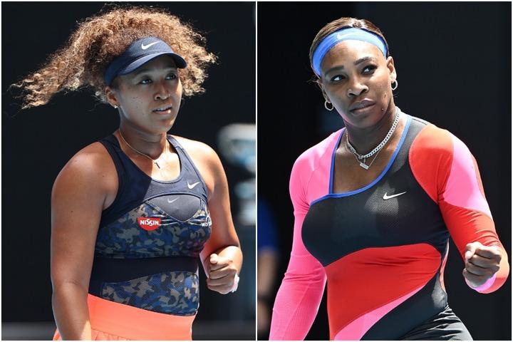 全米での一件以来、非常に注目度の高い2人の対戦。(C)Getty Images