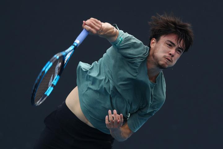 22日からシンガポールの大会に出場するダニエル太郎。(C)Getty Images