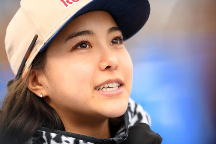 通算60勝を飾った24歳の高梨に、海外からも熱い視線が注がれている。(C)Getty Images