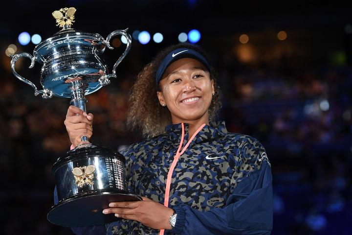 女子テニス界で最高の選手と評される大坂。(C)Getty Images