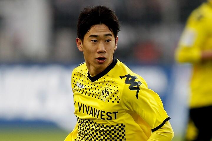 ドルトムント時代に2シーズン渡って活躍した香川だが、マンチェスター・Uでは真価を発揮できなかった。(C)Getty Images
