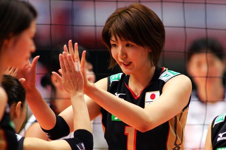 2大会連続五輪に出場するなど日本代表としても活躍した栗原恵さん。(C)Getty Images