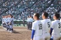 これまでの高校球界に蔓延していた「少数精鋭主義」とは対照的な「全員野球」を見せてくれた東海大相模と明豊。新たな高校野球の形が垣間見られた大会だった。写真:塚本凛平(THE DIGEST写真部)
