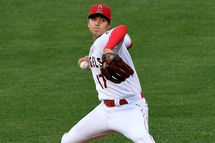 投打で大活躍を見せる大谷。そのすごさをデータから見てみよう! (C)Getty Images
