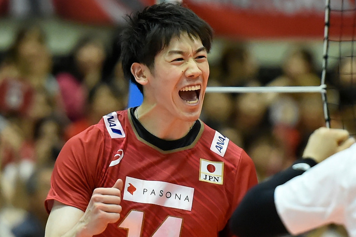 男子日本代表チームで主将に抜擢された石川がメッセージを寄せた。(C)Getty Images