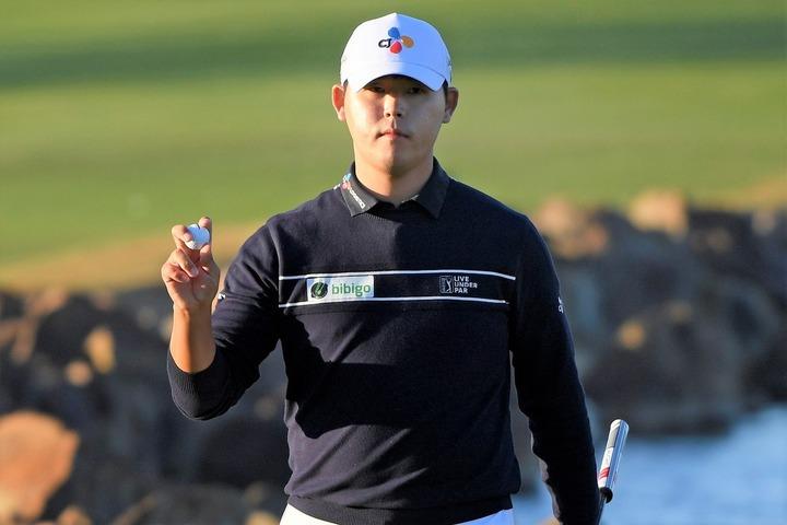 今季PGAツアーですでに1勝(通算3勝)を挙げているキム・シウー。実力は折り紙付きだ。(C)Getty Images