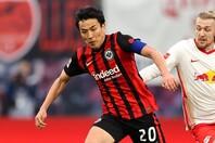 長谷部はリーグ戦29試合中24試合に出場し、22試合に先発する不可欠な戦力だ。(C)Getty Images