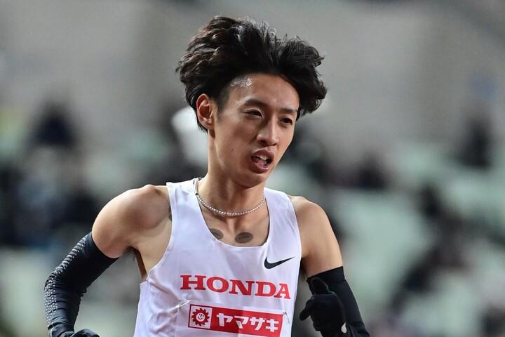 終始落ち着いたレースをした伊藤は、優勝し東京五輪代表権を獲得。(C)Getty Images