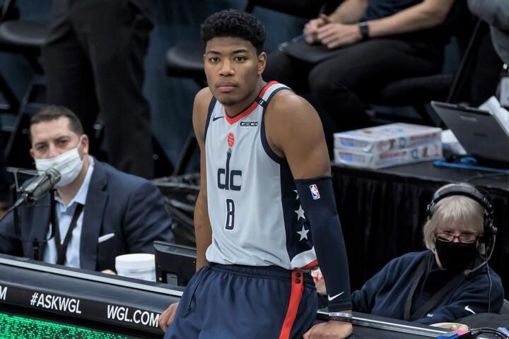 方々で波紋を呼んでいる八村兄弟への差別発言。NBAでも過去にいくつもの差別問題が起きていた。(C)Getty Images