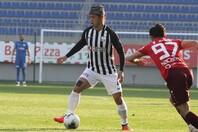 2試合連続でゴールを決めた本田。徐々にチームにもフィットしてきたようだ。(C)Neftçi Baku