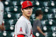 チームは敗退したのの、投打守にわたる活躍で敵地を沸かせた大谷。(C)Getty Images