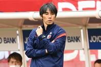相馬監督は就任後、5勝3分け負けなしと結果を出している。写真:金子拓弥(THE DIGEST写真部)