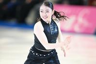 はたして紀平姉妹は「第2弾」でどんなコラボダンスを披露するのか。写真:JMPA代表撮影