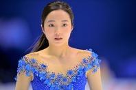 マルチな活躍を続ける本田真凜。CS放送では冠番組もスタートした。(C)Getty Images