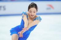 妹・望結の誕生日をお祝いした姉・真凜。あいかわらずの仲良しぶりを披露した。(C)Getty Images