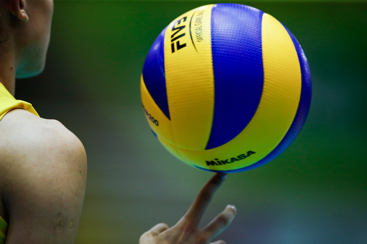 """現在開催されているVNLのセルビア対タイ戦で""""人種差別問題""""が持ち上がった。(C)Getty Images"""