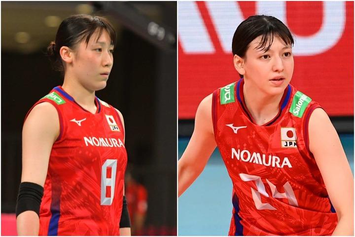 2000年生まれの石川(左)と籾井(右)の活躍は、数字として表れている。写真:金子拓弥(THE DIGEST写真部)