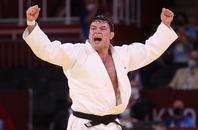 柔道男子は100キロ級でウルフ・アロン(写真)が金メダルを奪取。女子の濵田尚里とペア優勝を飾った。(C)Getty Images