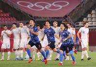 PK戦でニュージーランドを下した日本。相手の堅守に苦しみ、120分間ゴールを奪えなかった。(C)Getty Images