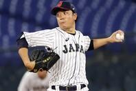 日本屈指の左腕・大野。その投球では昨日は日本を救ったが、現地で話題になったのはボールではなく…。(C)Getty Images