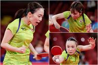1回戦から3試合続けてストレート勝ちを収めた日本。2大会ぶりの決勝進出を果たした。(C)Getty Images