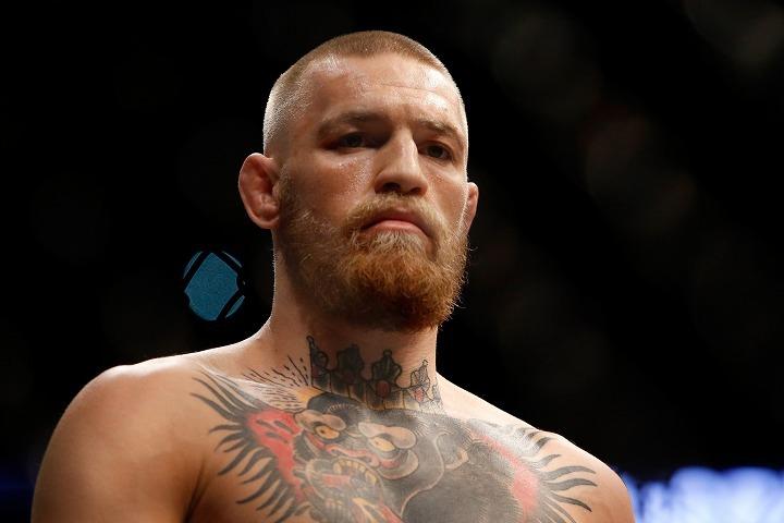 UFCの千両役者でもあるマクレガーがついにオクタゴンへ舞い戻る。 (C) Getty Images