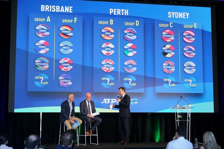 会場はブリスベン、パース、シドニーの3都市。日本の予選ラウンドはパースで行なわれ、スペインと同組での試合が決定している。(C)Getty Images