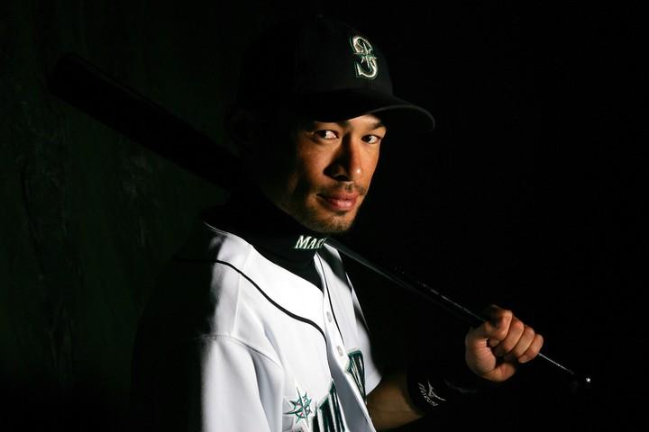 MLBシーズン記録の262安打をはじめ、イチローはアメリカでも数々の大記録を打ち立てた。(C)Getty Images